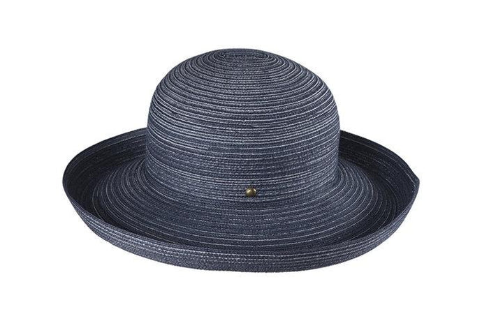 Kooringal Ladies Upturn Sunrise Hat Denim - Global Free Style