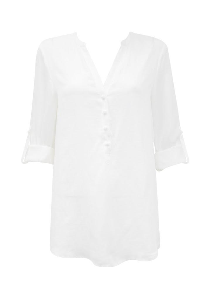 Sunny Girl Gloria Blouse Top White - Global Free Style