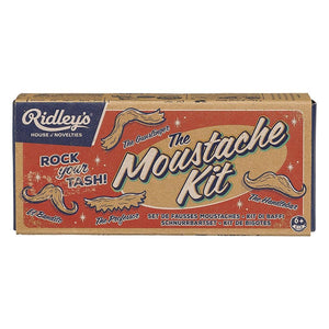 Ridley's Moustache Kit - Global Free Style