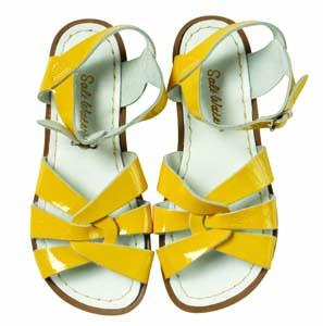 Salt Water Original Shoes Yellow - Global Free Style