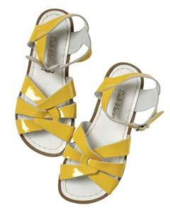 Salt Water Original Shoes Shinny Yellow Adult - Global Free Style