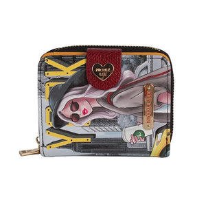 Nicole Lee Mini Printed Wallet New York Walk - Global Free Style