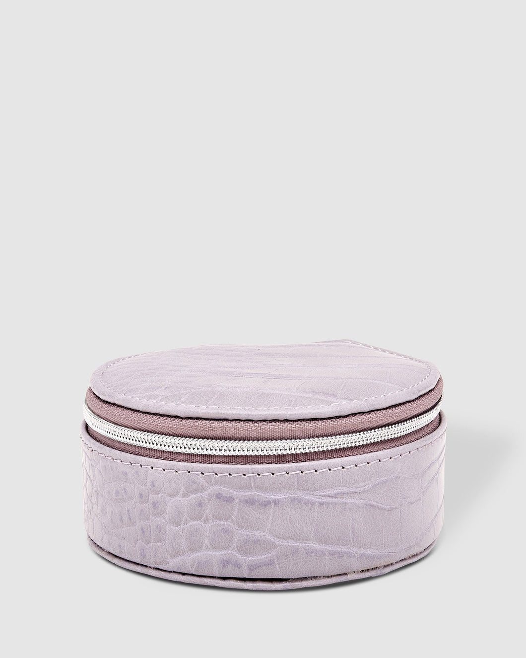 Louenhide Sisco Jewellery Box Croc Lilac - Global Free Style