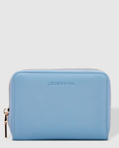 Louenhide Eden Wallet Cornflower Blue - Global Free Style