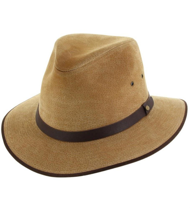 Kooringal Mens Drover Hat Canungra Tan - Global Free Style
