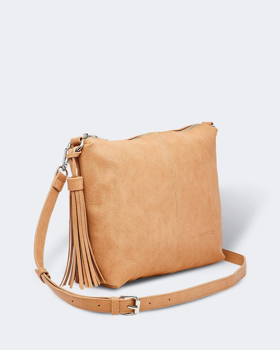 Louenhide Daisy Camel Crossbody Bag - Global Free Style