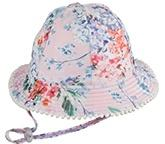 Baby Millymook Baby Girls Floppy Hat Coco Floral