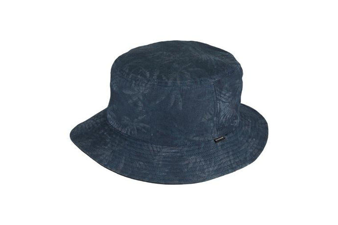 Kooringal Mens Bucket Hat Miami Navy Black