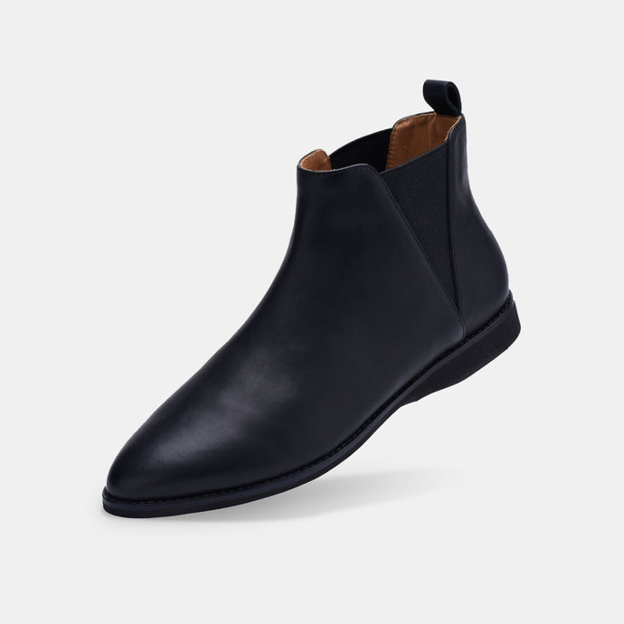 Rollie Madison Chelsea Boot All Black - Global Free Style
