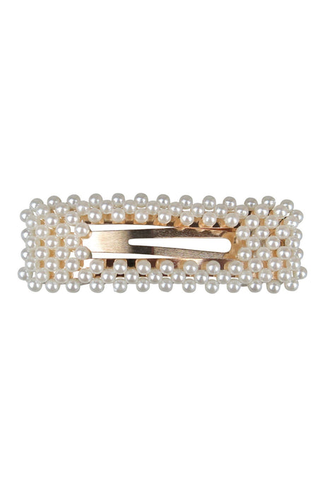 Morgan & Taylor Adrienne Hair Clip Pearl. - Global Free Style