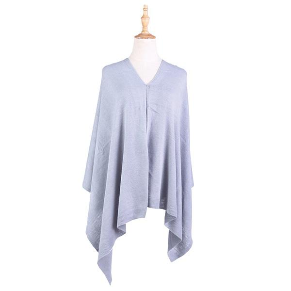 Ameise Poncho Alice Grey - Global Free Style