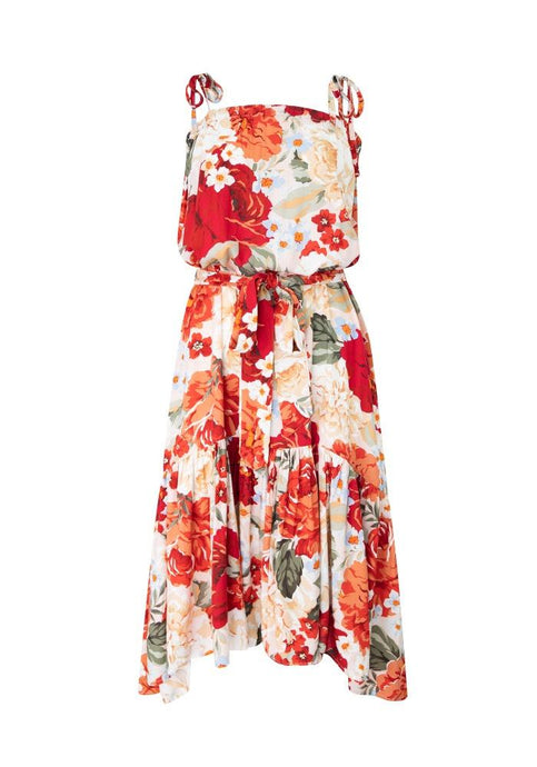 Label of Love Jessica Floral Long Dress - Global Free Style