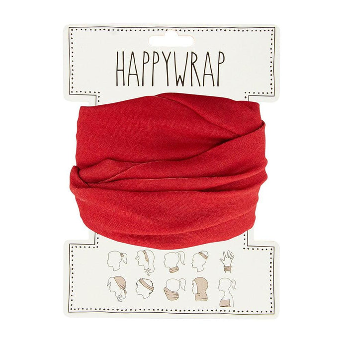 Annabel Trends Happy Wrap Red - Global Free Style