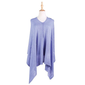 Ameise Poncho Alice Light Purple - Global Free Style