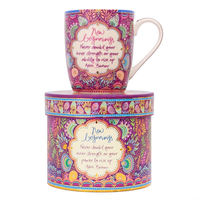 Intrinsic New Beginnings Mug - Global Free Style