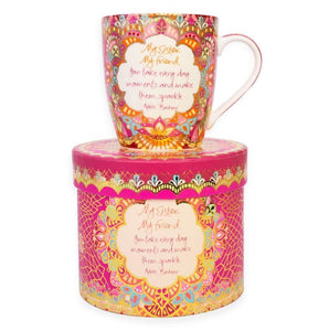 Intrinsic Sister Mug - Global Free Style