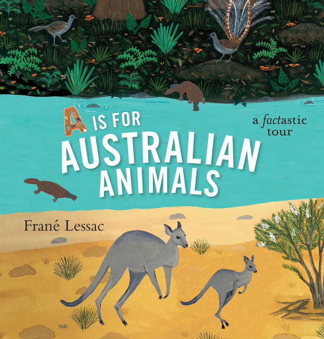 A is for Australian Animals - Global Free Style