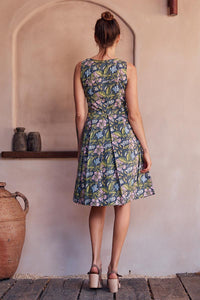MahaShe April Dress Hibiscus - Global Free Style