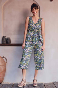 MahaShe Ava Jumpsuit Hibiscus - Global Free Style