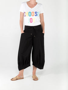 Boom Shankar Guru Pants Basic Black