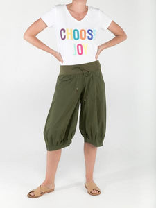 Boom Shankar Jada Shorts Basic Khaki - Global Free Style