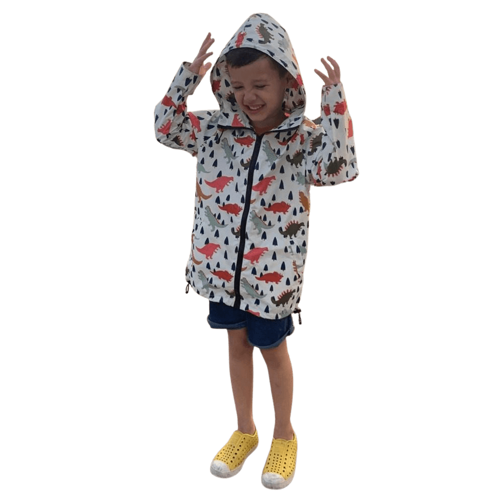 Monster Threads Raincoat Kids Dino - Global Free Style