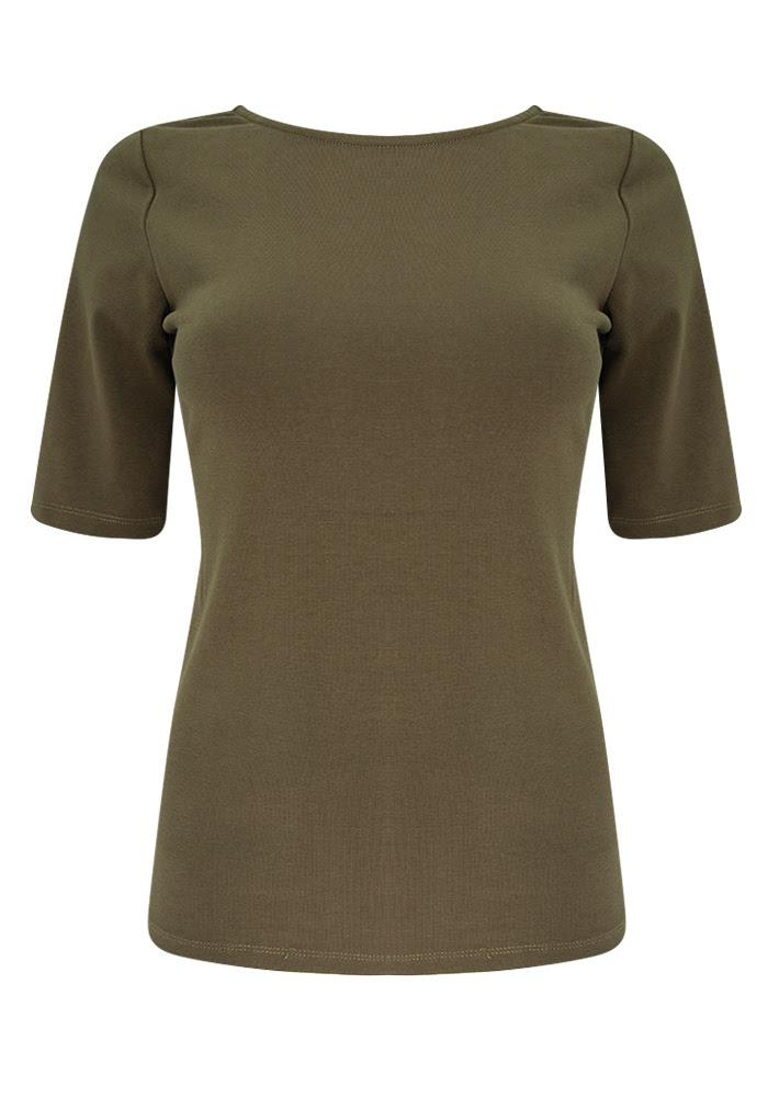 Sunny Girl Sienna 3/4 Length Sleeve Top Multiple Colours - Global Free Style
