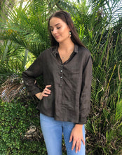 Worthier Long Sleeve Linen Shirt 6 Colours - Global Free Style