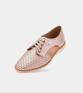 Rollie Sidecut Rose Gold Shoes - Global Free Style