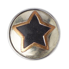 Noosa Amsterdam Pentagram Metal/Copper Limited Edition Ocher Chunk