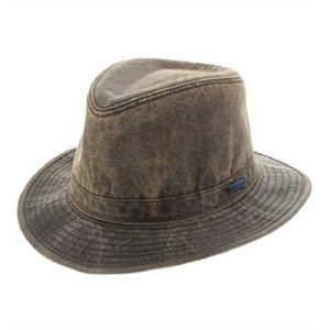 Bushman & Sons Mens Drover Banksia Olive Green - Global Free Style
