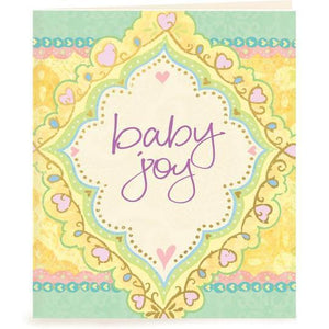 Intrinsic Baby Joy Gift Tag - Global Free Style