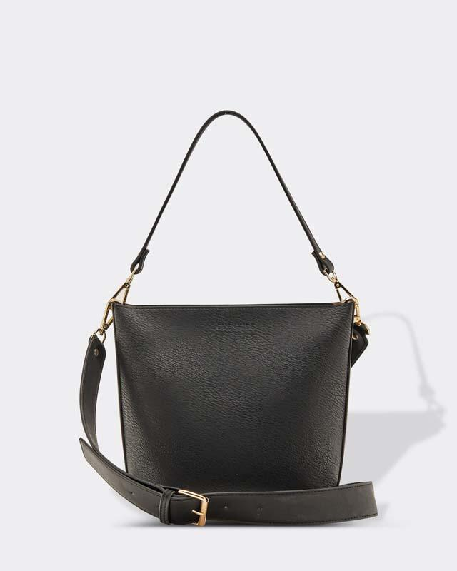 Louenhide Charlie Black Bag - Global Free Style