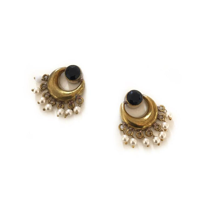 Zoda Zenna Earrings Gold - Global Free Style
