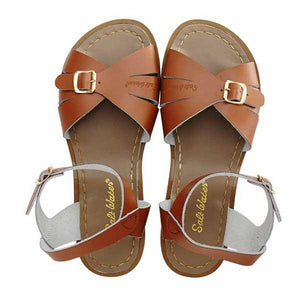 Salt Water Classic Shoes Tan Brown - Global Free Style