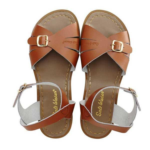 Salt Water Classic Shoes Adult Tan - Global Free Style