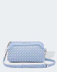 Louenhide Ivy Chambray Crossbody Bag - Global Free Style