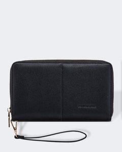 Louenhide Adele Black Wallet - Global Free Style
