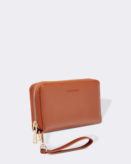Louenhide Jessica Tan Wallet - Global Free Style