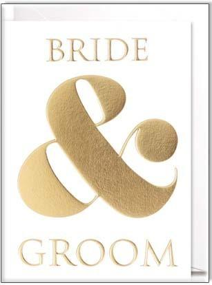 Waterlyn Card Bride and Groom - Global Free Style