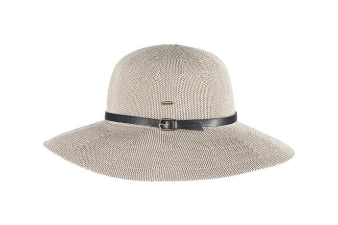 Kooringal Ladies Wide Brim Leslie Hat Taupe - Global Free Style