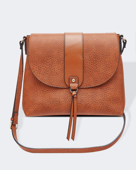 Louenhide Clovelly Crossbody Bag Tan - Global Free Style