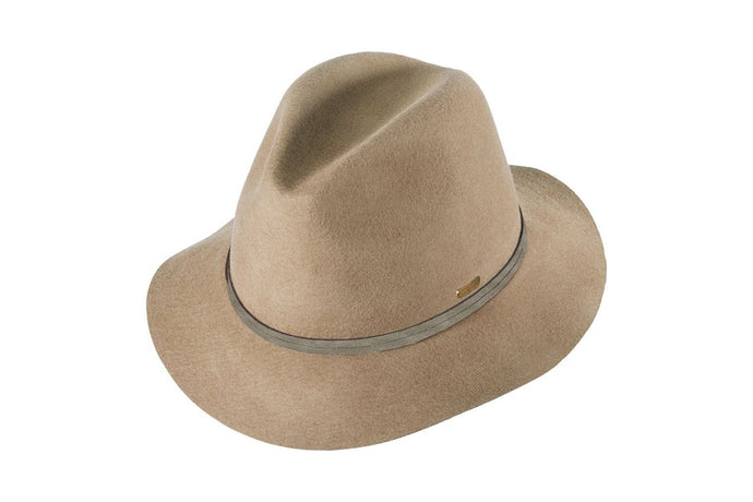 Millymook Girls Safari Hat Ameka Tan - Global Free Style