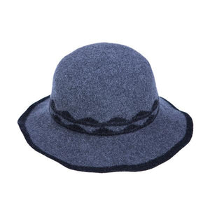 Ameise Hat Sasha Wool Dark Grey - Global Free Style