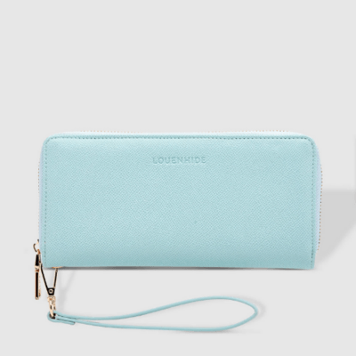 Louenhide Jessica Mint Wallet - Global Free Style