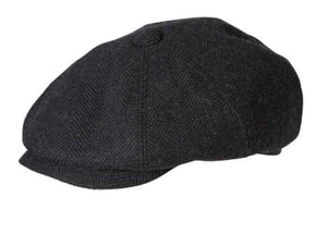 Kooringal Mens Driver Cap Apple Black - Global Free Style