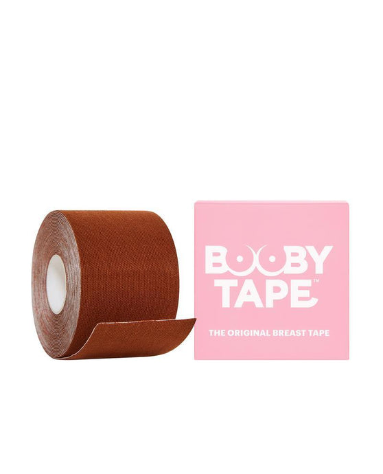 Booby Tape The Original Breast Tape Brown - Global Free Style