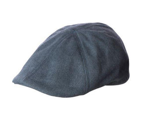 Kooringal Mens Driver Cap Roger Denim - Global Free Style