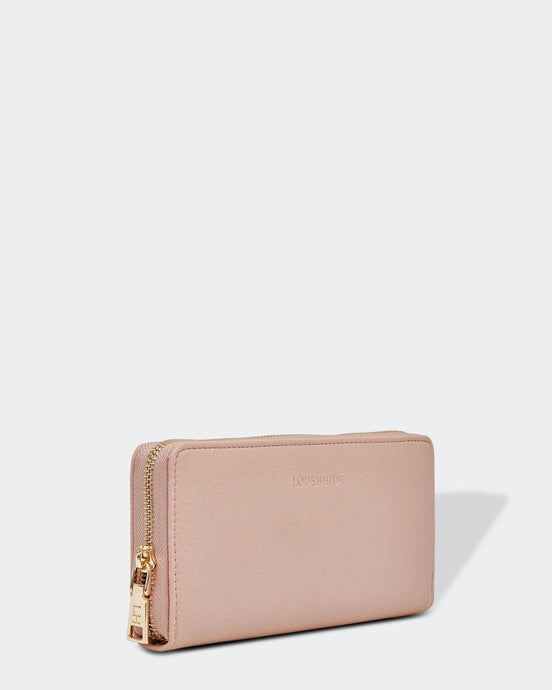 Louenhide Jessica Pale Pink Wallet - Global Free Style
