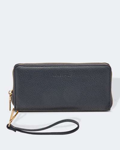 Louenhide Jessica Navy Wallet - Global Free Style